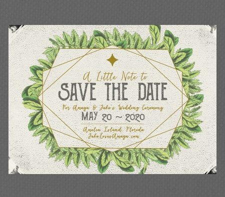 Haven Save the Date