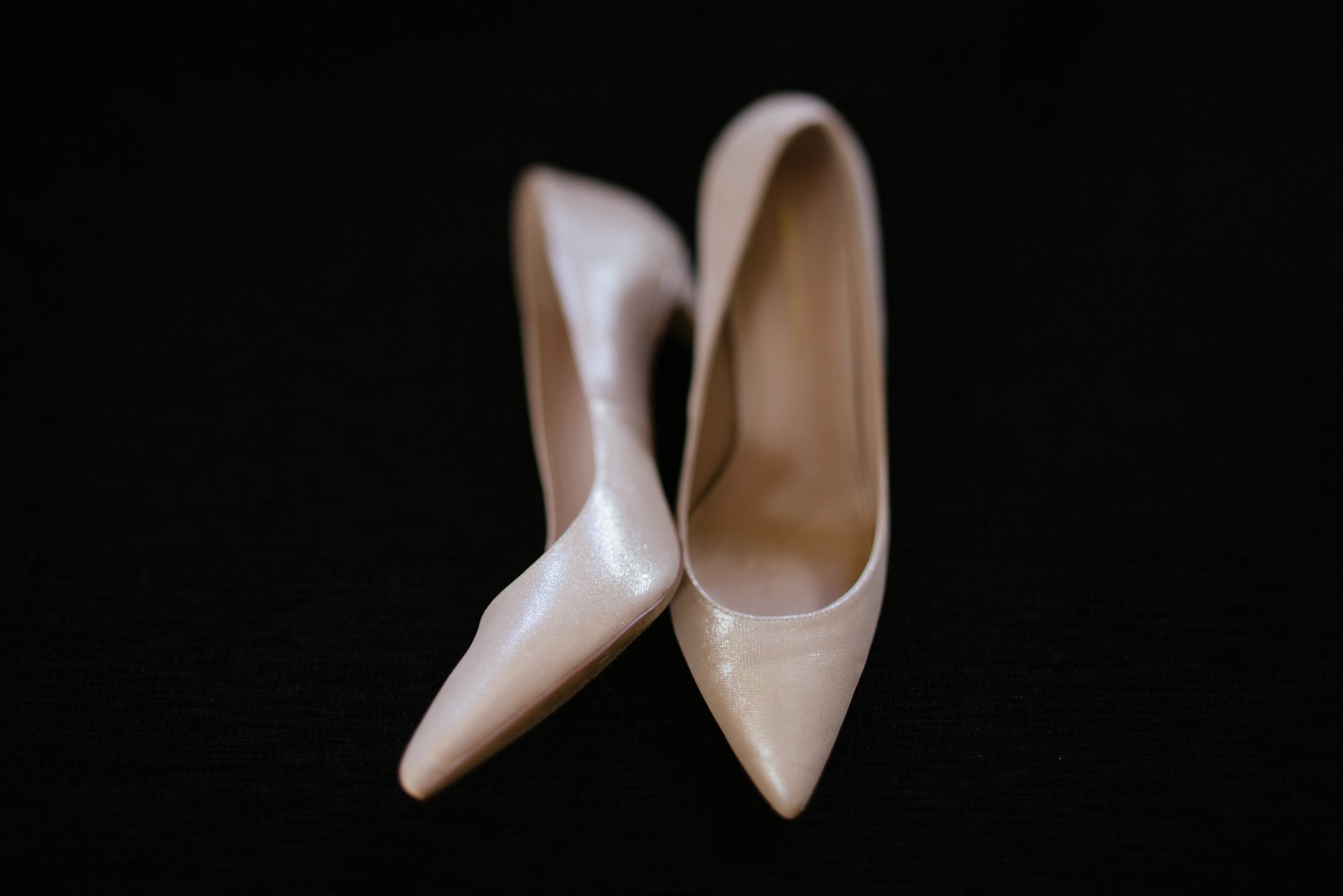 Rethink High Heels for the Bridal Party